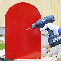 Bobi letterboxes installation guides