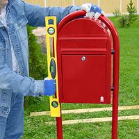 Bobi letterboxes installation